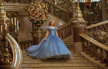 Nouveautés : Cinderella
