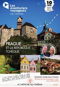 Les aventuriers voyageurs - Prague et République Tchèque