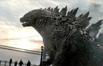 Nouveautés : Godzilla