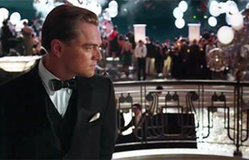 La sortie du film The Great Gatsby repoussée