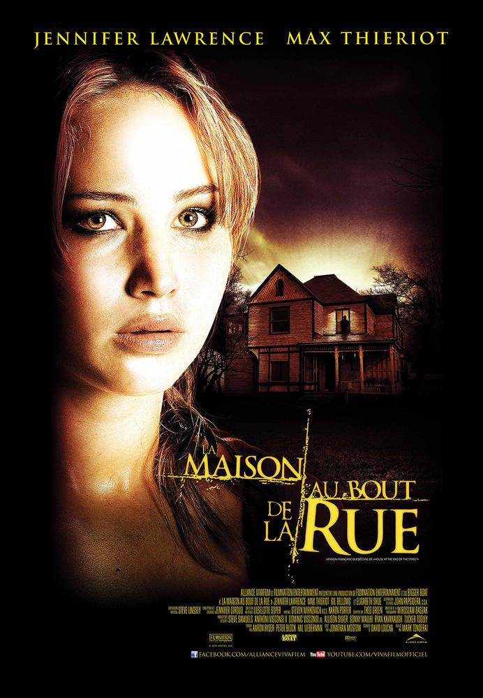 LA MAISON AU BOUT DE LA RUE (9) - Film - Cinoche.com