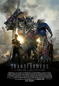 Transformers : L'ère de l'extinction