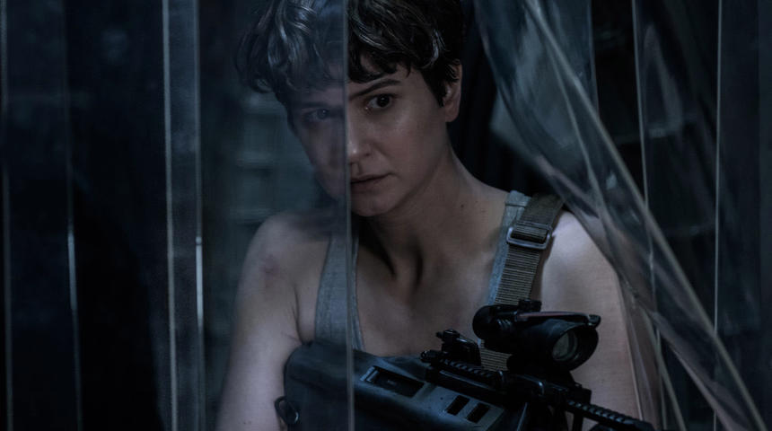 Sorties Blu-Ray et DVD : Alien: Covenant