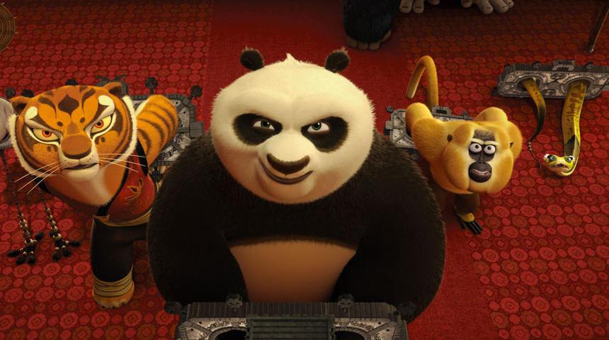La sortie de Kung Fu Panda 3 repoussée