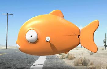 Pré-bande-annonce du film d'animation Rango