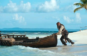 Première bande-annonce du film Pirates of the Caribbean: On Stranger Tides