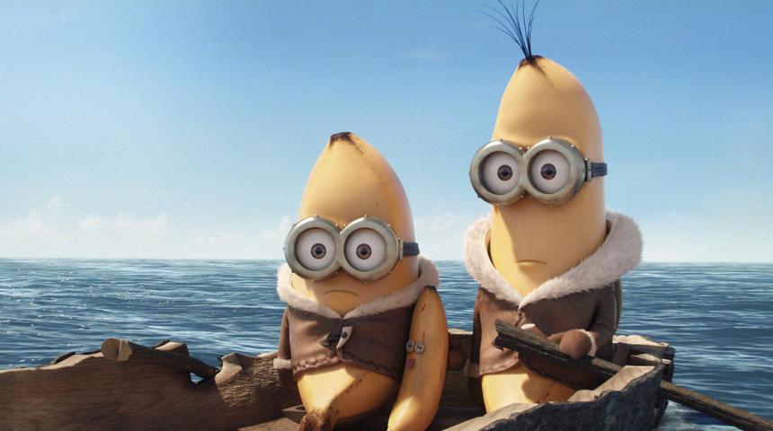 Box-office nord-américain : 2e meilleure fin de semaine de tous les temps pour Minions