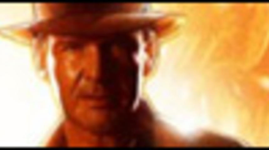 Affiche officielle de Indiana Jones and the Kingdom of the Crystal Skull