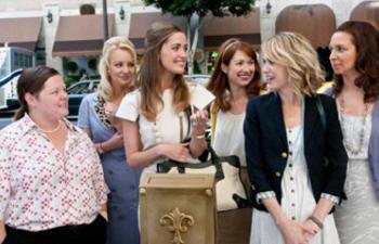 Universal pourrait produire une suite à Bridesmaids sans Kristen Wiig