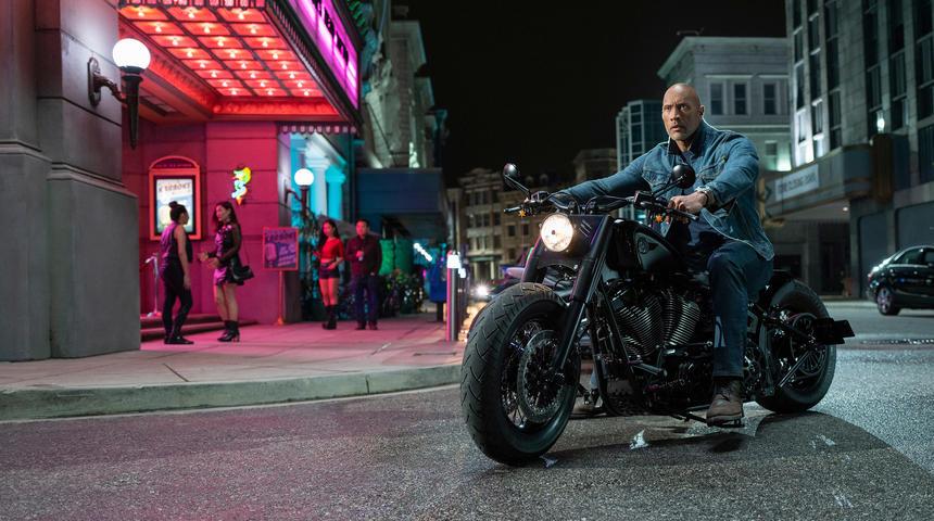 Les films du mois chez Vidéotron : Rapides et dangereux présentent Hobbs et Shaw