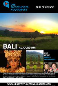 Les aventuriers voyageurs - Gagnez un laissez-passer double pour assister au film Bali à Québec