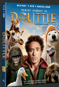 Blu-Ray du film Dolittle