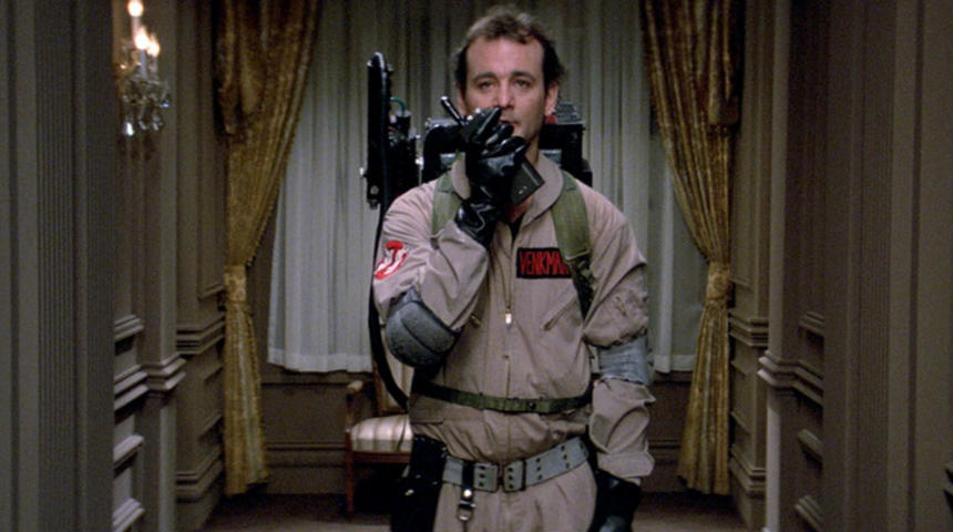 Bill Murray sera de la distribution du nouveau Ghostbusters