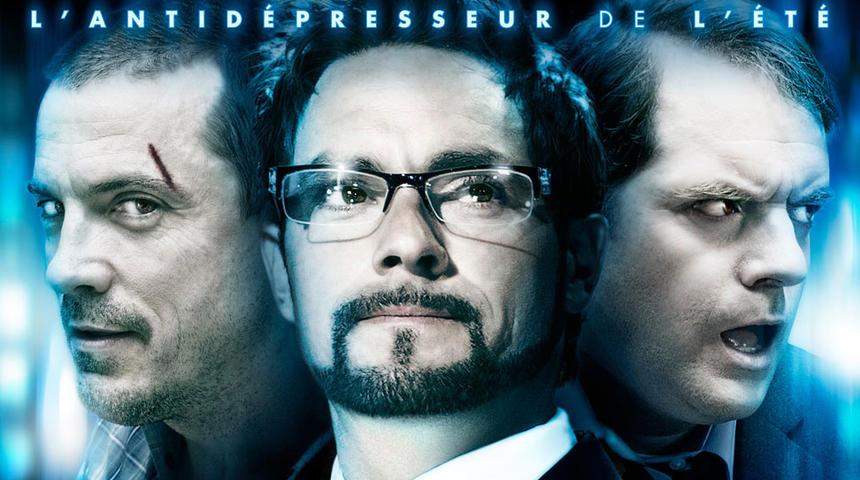 Affiche de la comédie québécoise Filière 13