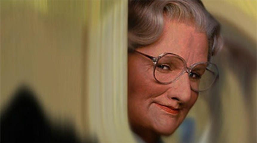 Robin Williams de retour pour la suite de Mrs. Doubtfire