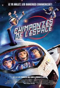 Chimpanzés de l'espace