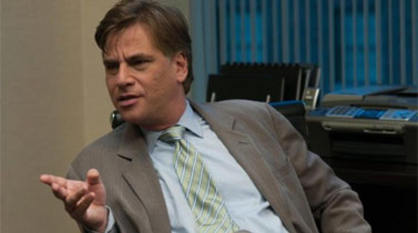 Aaron Sorkin adaptera Steve Jobs
