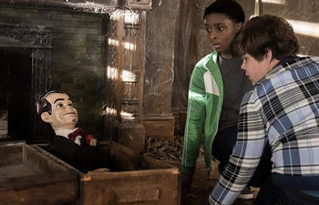 Nouveautés : Goosebumps 2: Haunted Halloween et First Man