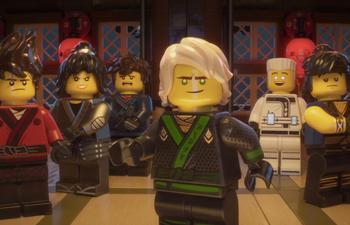 Découvrez la bande-annonce du film d'animation The LEGO NINJAGO Movie