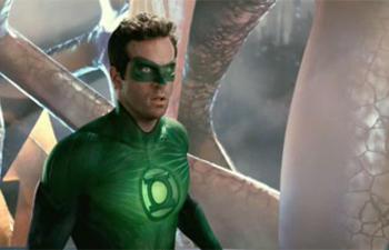Nouvelles séquences de Green Lantern
