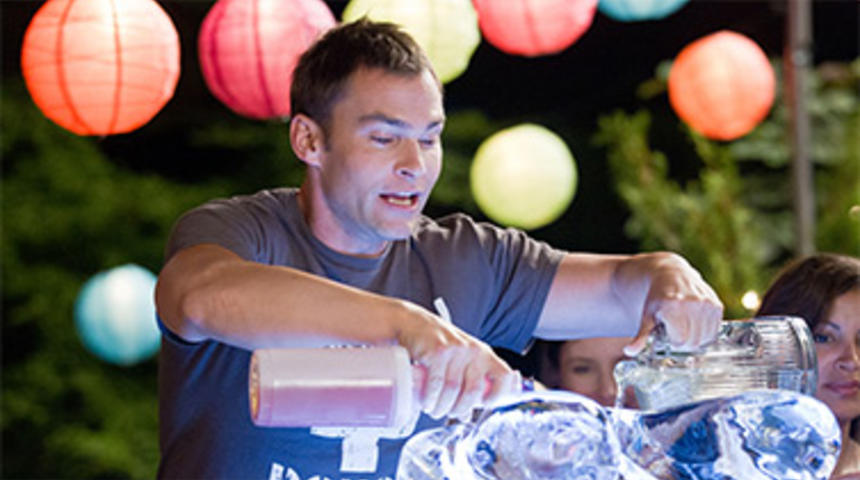 Seann William Scott rejoint Jackie Chan dans Skiptrace