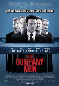 Des hommes d'affaires