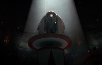 La nouvelle bande-annonce de Dumbo de Tim Burton est magique