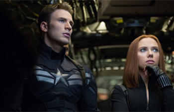 Nouveautés : Captain America: The Winter Soldier