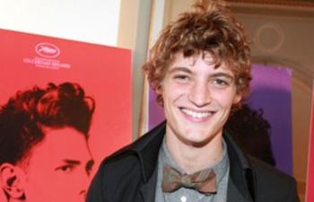 Cannes 2011 : Niels Schneider nommé révélation masculine de l'année