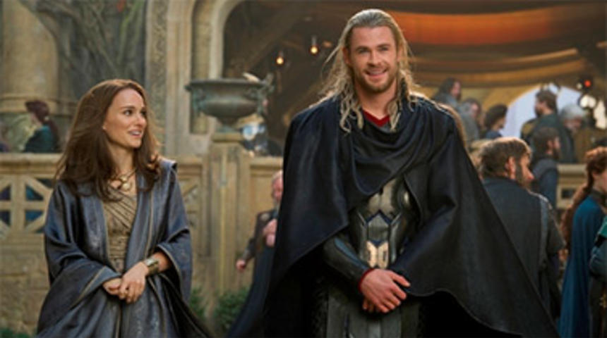 Box-office nord-américain : Thor: The Dark World toujours premier