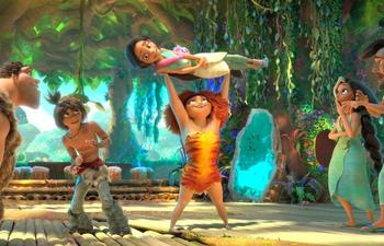 Sorties à la maison : The Croods: A New Age