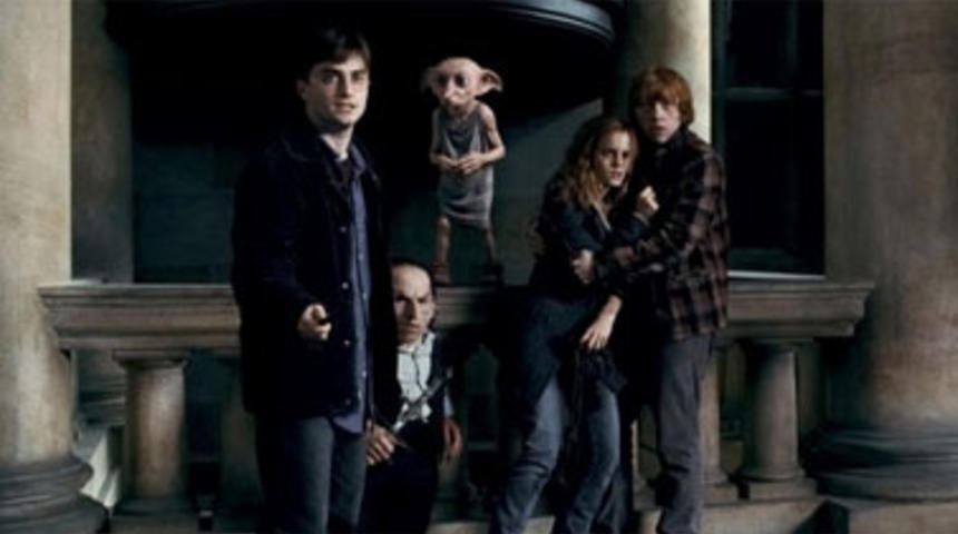 Box-office nord-américain : Harry Potter and the Deathly Hallows: Part 1 encore premier