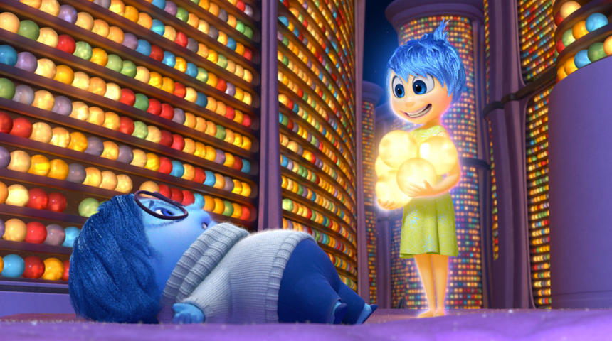 Le film Inside Out dépasse le 500 millions $ mondialement