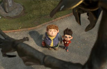 Sorties DVD : ParaNorman