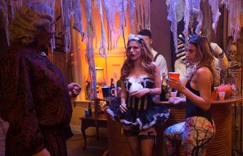 Box-office nord-américain : Boo! A Madea Halloween décroche le premier rang
