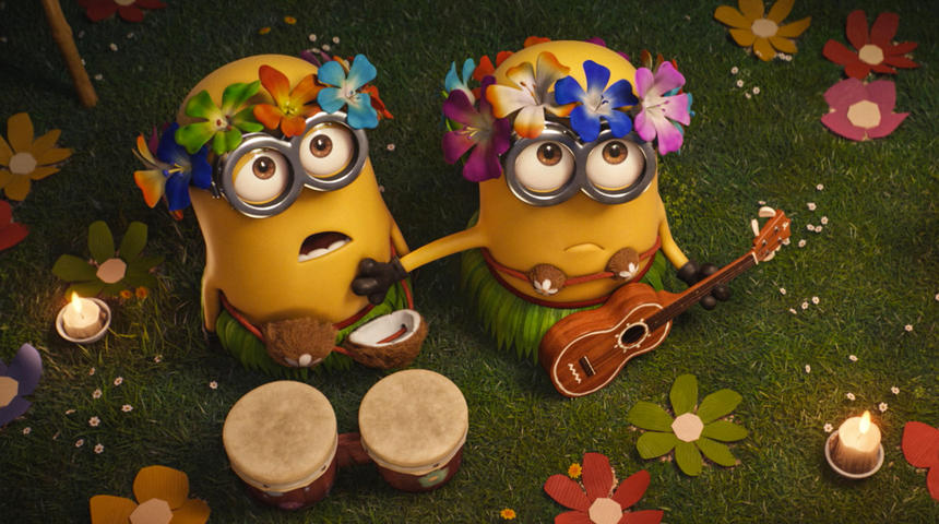 Sorties Blu-Ray et DVD : Despicable Me 3
