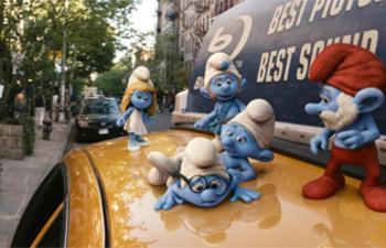The Smurfs dépasse le 500 millions $ mondialement