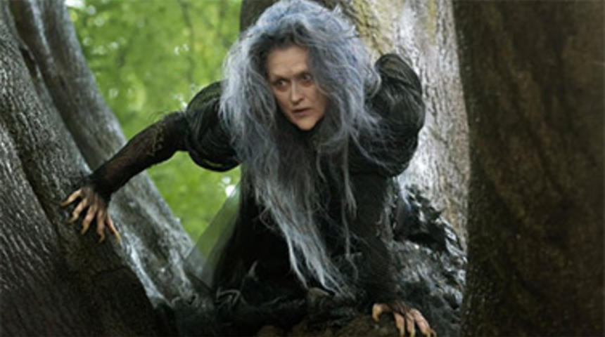 Pré-bande-annonce du film Into the Woods de Disney
