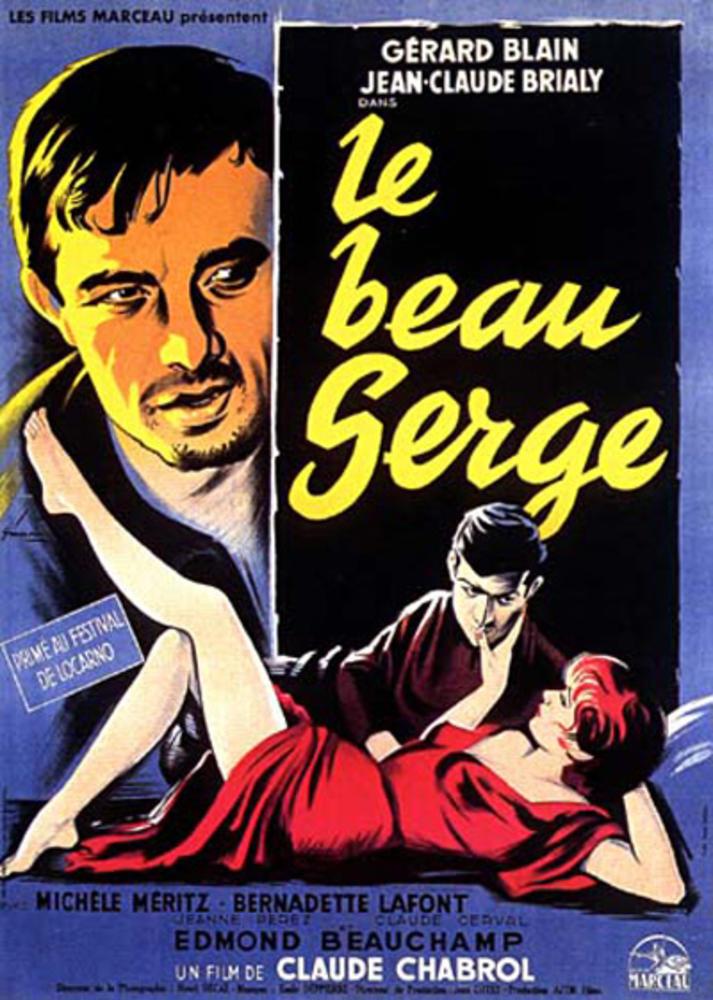 LE BEAU SERGE (1959) - Film - Cinoche.com