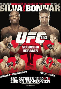 UFC 153 - Silva vs. Bonnar