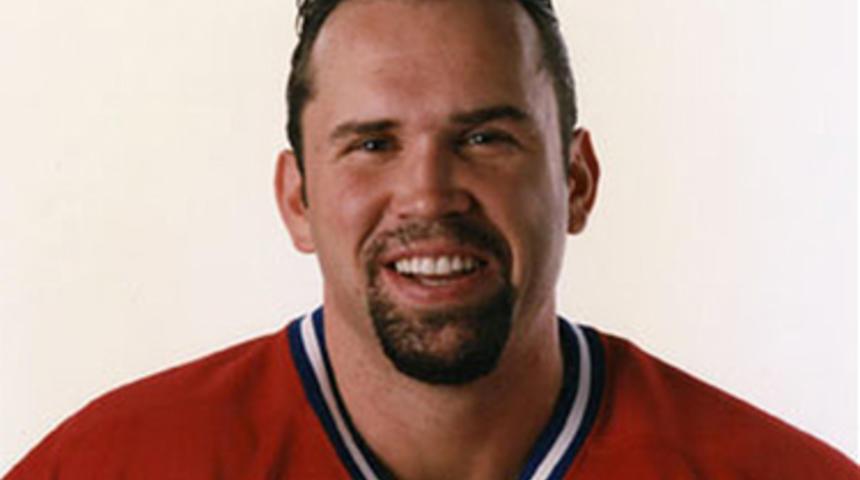 Un autre ancien joueur des Canadiens se joint à la distribution de Lance et compte