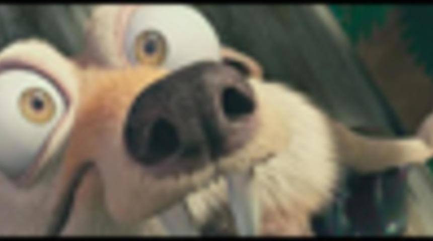 Primeur : Nouvelle bande-annonce du film d'animation L'ère de glace : L'aube des dinosaures