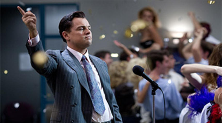 The Wolf of Wall Street prendra l'affiche le jour de Noël