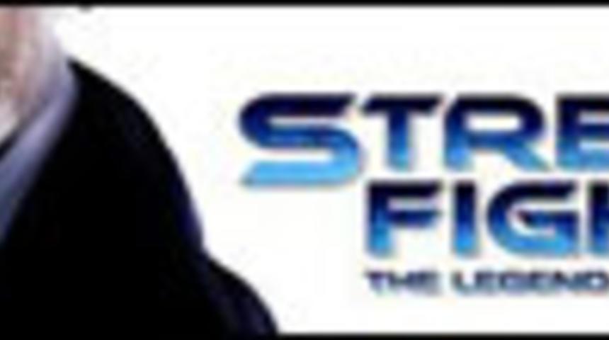 Affiche du film Street Fighter: The Legend of Chun-Li