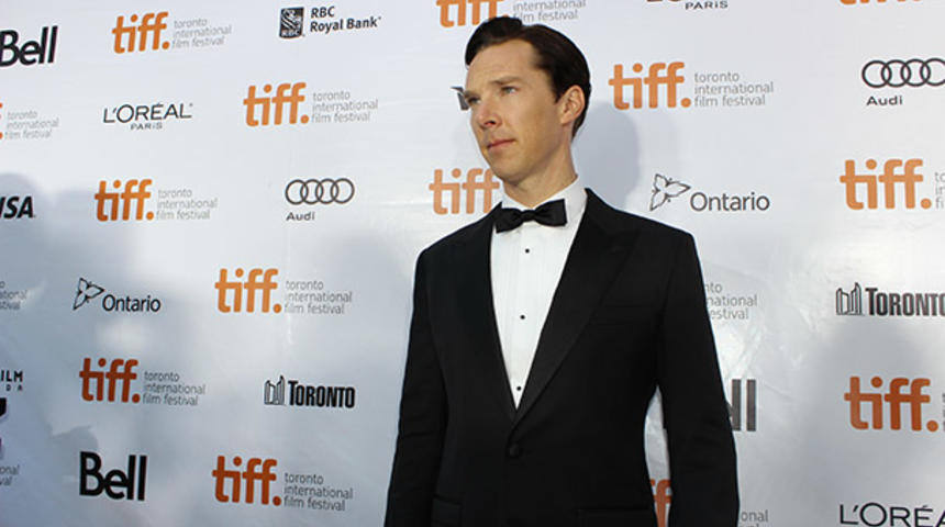 Première du film The Fifth Estate