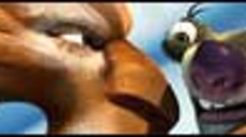 Box-office nord-américain : Ice Age est en feu