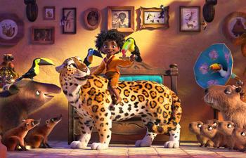Encanto : Une bande-annonce complètement magique pour le nouveau film de Disney