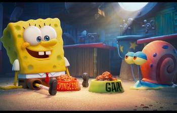 Sorties à la maison : The SpongeBob Movie: Sponge on the Run
