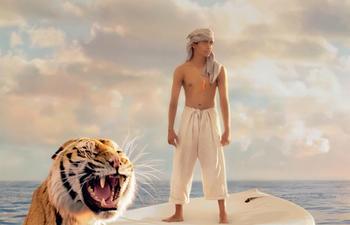 Le tigre et l'Indien