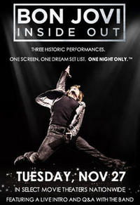 Bon Jovi : Inside Out